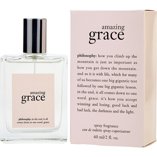 Philosophy 5900244 Amazing Grace By Philosophy Edt Spray 2 Oz