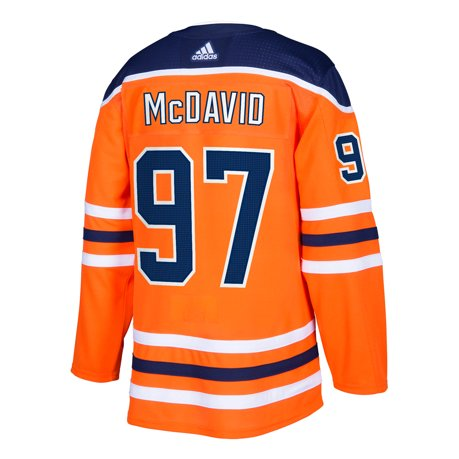 Connor mcdavid edmonton oilers adidas adizero nhl for Custom t shirts edmonton