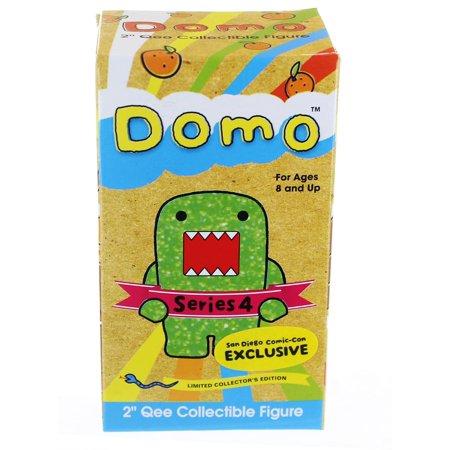 "Domo 2"" Qee Mini Figure: Series 4 Blind Box (SDCC Exclusive) - image 1 of 1"