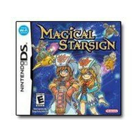 Magical Starsign - Nintendo DS