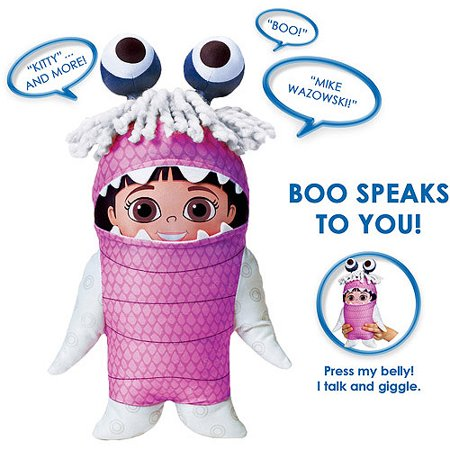 Monsters Inc Boo Feature Plush - Boo Character Monster Inc