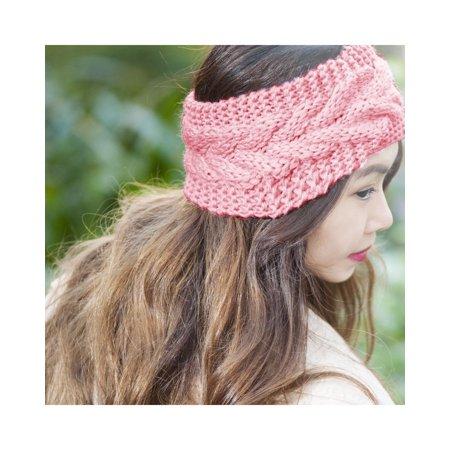 ac4199be2 Zodaca Women Headband Crochet Knit Knitted Girl Lady Fashion Head ...