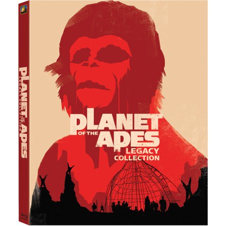 (Planet of the Apes 5 Film Collection (Blu-ray))