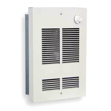 Dayton 5ZK68 BtuH 5118 Electric Wall Heater, 120V 120v Fan Forced Wall Heater