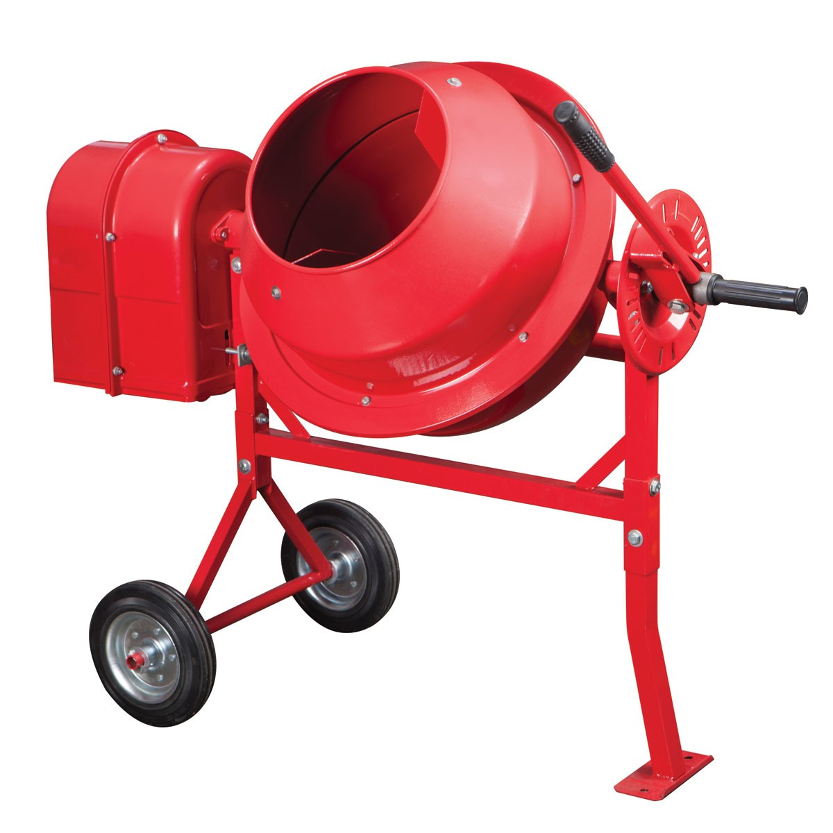 1-1 4 Cubic Ft. Cement Mixer by