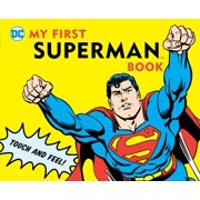 My First Superman Book (Board Book)