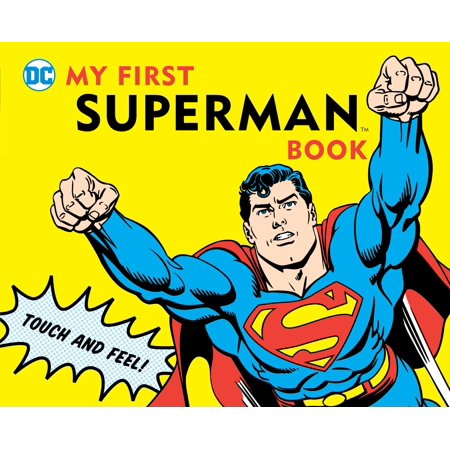 My First Superman Book (Board Book) ()