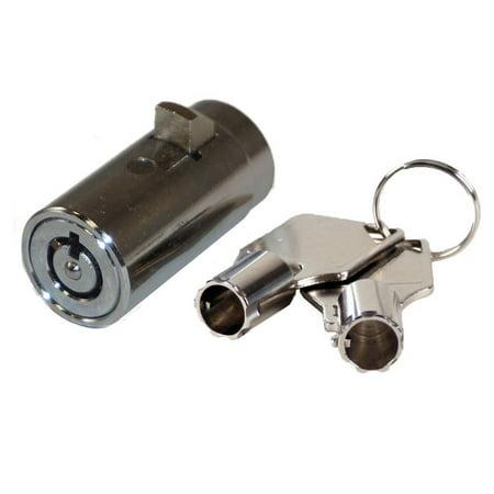 Coke Soda Machine Vending Lock and Keys NEW Locks, fits Dixie Narco, Vendo
