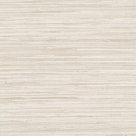 Beige Faux Grasscloth Wallcovering PA34208, Material: Prepasted, Washable, Peelable, Solid Vinyl By Norwall Wallcoverings