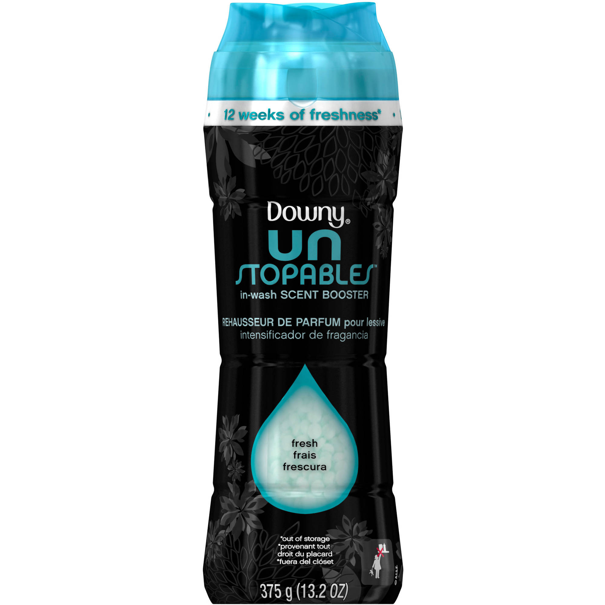 Downy Unstopables In Wash Fresh Scent Booster, 13.2 oz