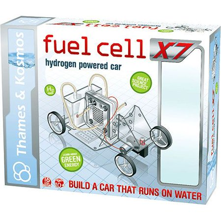 Thames & Kosmos Alternative Energy and Environmental Science Fuel Cell X7 Kit