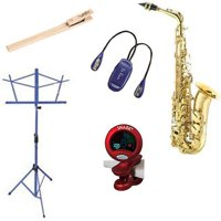 Band Directors Choice Student Alto Saxophone W/Accessories