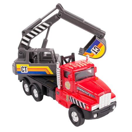 - Power Construction Excavator Truck 5