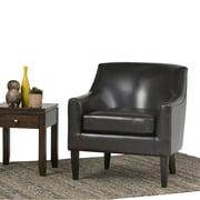 Simpli Home Pauline Club Chair