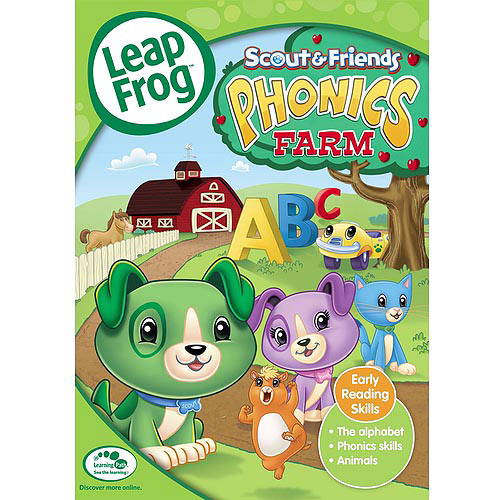 Leapfrog: Phonics Farm (Full Frame)