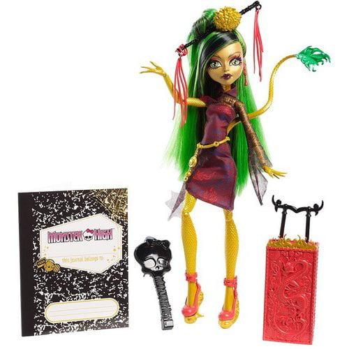 Monster High Scaris Jinafire Long Doll