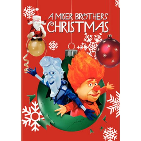 A Miser Brothers' Christmas (DVD) ()