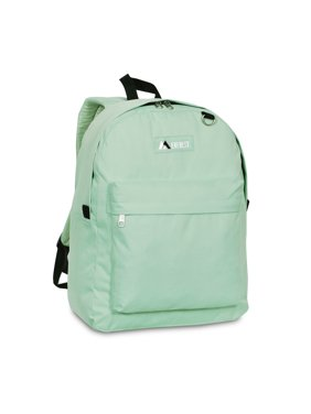 Everest Classic School Backpack, 16""