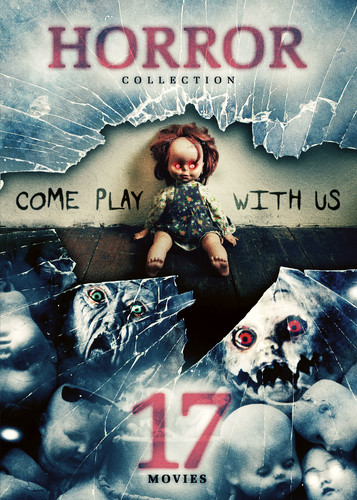 17-Movie Horror Collection: Come Play With Us (DVD) by PLATINUM DISC CORP (DO NOT USE