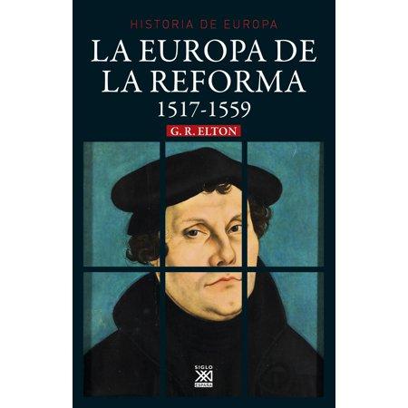 La Europa de la Reforma - eBook (Holz-sonnenbrille Europa)