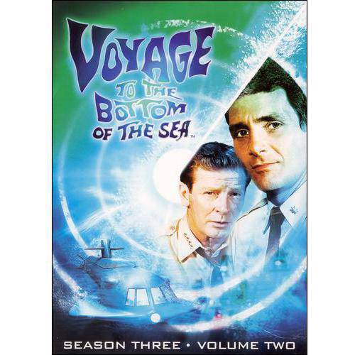 Voyage To The Bottom Of The Sea: Season 3, Vol. 2 (Full Frame)