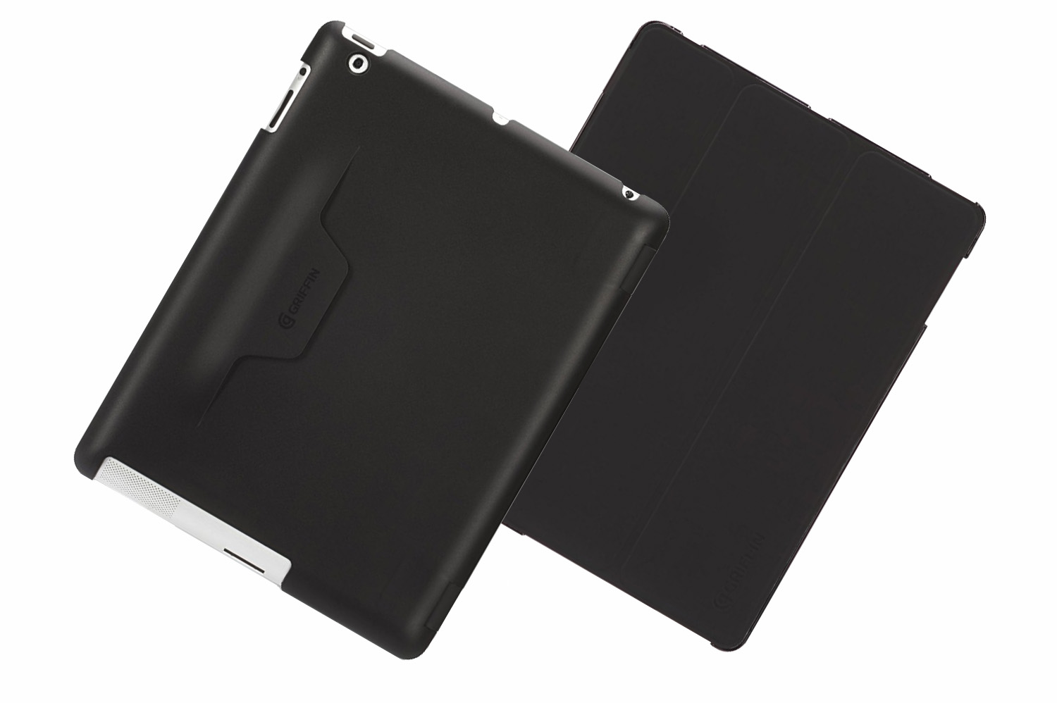 Griffin Intellicase for Apple iPad 2 (Black) GB03745-2 by Griffin
