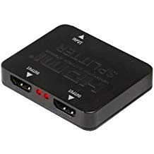 Xtreme Cables HDMI 2 Port Splitter