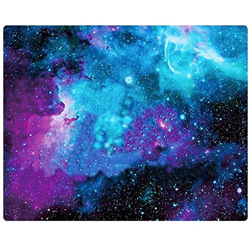 POPCreation Galaxy Rectangle Mouse pads Gaming Mouse Pad 9.84x7.87 inches