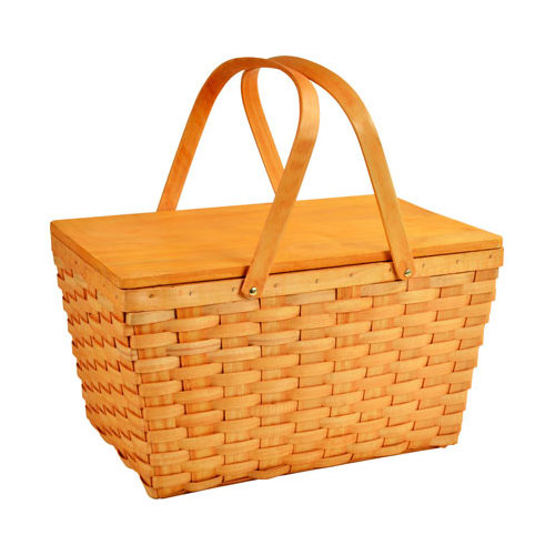 "Picnic at Ascot Overland Basket  11"" x 19.25"" x 11.25"""