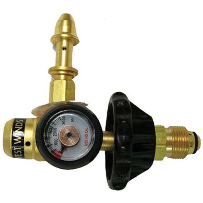 Western Enterprises 312-B4GHT-06 Helium-Air Mixer Inflator - image 1 of 1