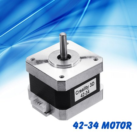 Stepper Motor Torque (Creality 3D 1.8° 42-34 RepRap High Torque Body Stepper Motor 42mm For Creality 3D Printers)