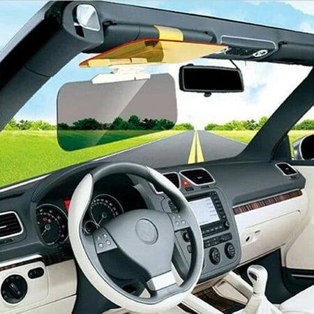 Cab Sun Visors - Car Sunshade Day Night Sun Visor Anti-glare Clip-on Driving Vehicle Shield