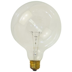 Replacement for PHILIPS 100G40/CL/LL 120V replacement light bulb lamp