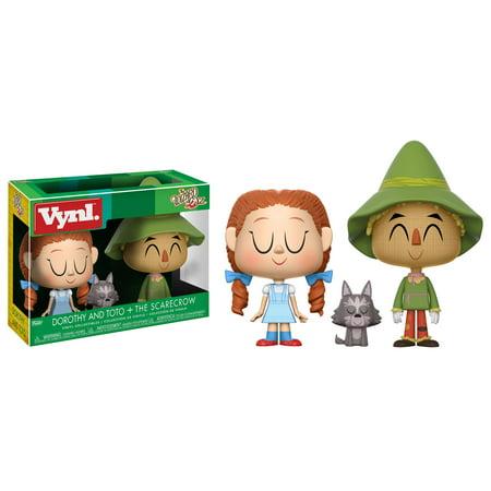 FUNKO VYNL.: Wizard Of Oz - Dorothy and (Dorothy Tornado Wizard)