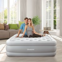 Beautyrest Sky Rise Raised Air Mattress with Hands-free Express Pump, Multiple Sizes