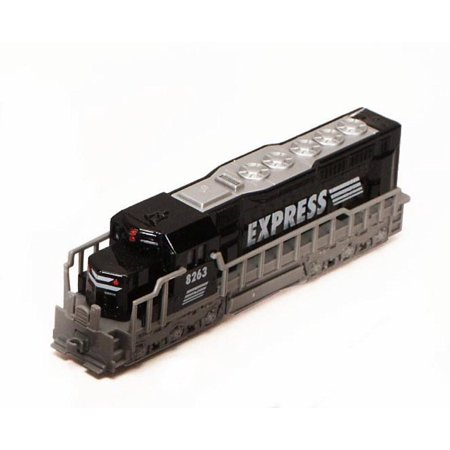 Freight Locomotive, Blue - Showcasts 9934D - 6.75 Inch Scale Diecast Model Replica (Brand New, but NOT IN (Locomotive Chassis)