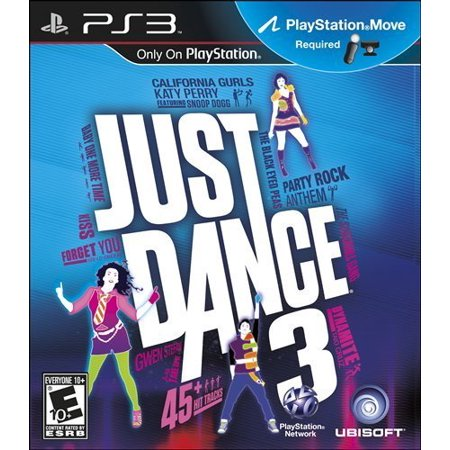 Ubisoft Just Dance 3 - Entertainment Game - PlayStation