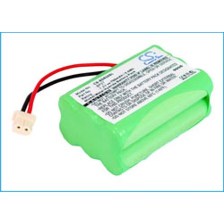 Replacement for DOGTRA 1800NC TRAINING COLLAR replacement battery