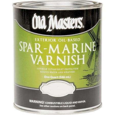 VARNISH SPAR MARINE SATIN QT
