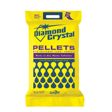 Diamond Crystal Water Softener Pellet 25 Lb.