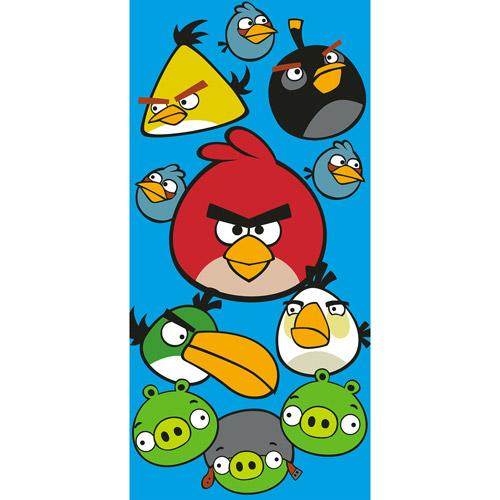 "Angry Birds ""Loose"" Beach Towel"
