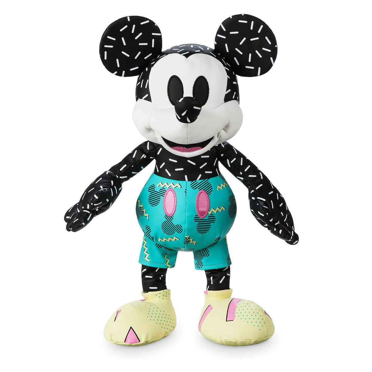 Disney Store Mickey Mouse Memories September Limited Plush New with Tags