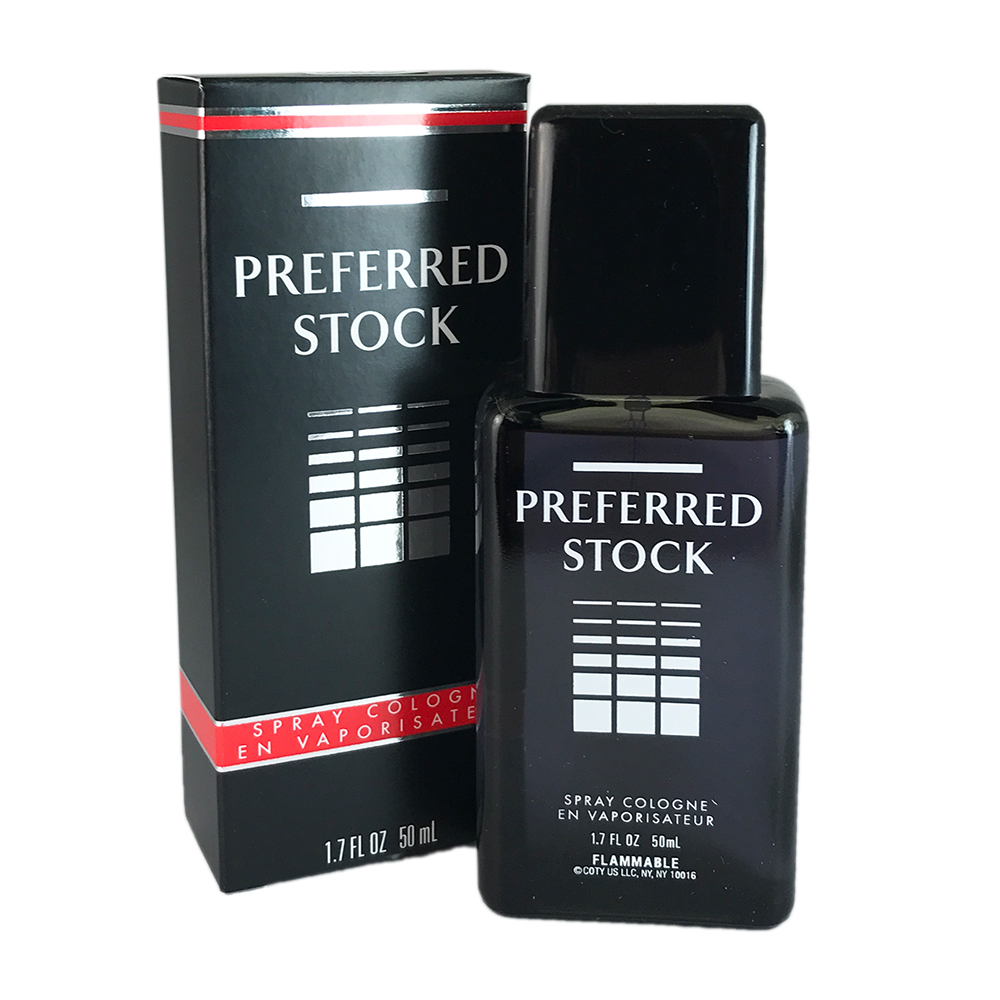 Stetson Preferred Stock for Men by Coty 1.7 oz 50 ml EDC