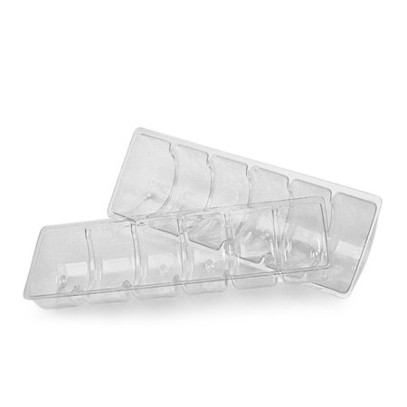 Macaron Box Tray Inserts 6 Cell | Quantity: 25 | Width: 2