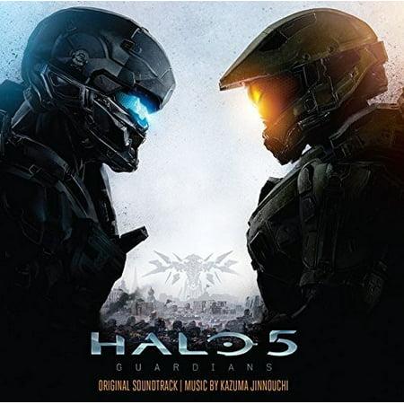 Halo 5  Guardians Soundtrack  Vinyl