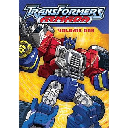 Transformers Armada: Volume One (DVD)