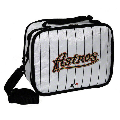 MLB - Houston Astros Black Lunch Box