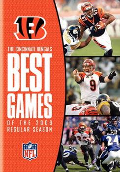 NFL: Cincinnati Bengals Best Games of 2009 Regular Season (DVD) by NFL PRODUCTIONS