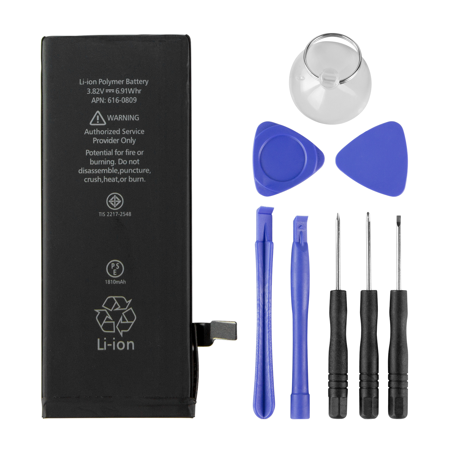 Replacement Battery iphone 6 with Tool Kit