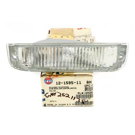 1993 NEW Buick Regal Right Turn Signal Lamp Bumper Mounted Headlight -